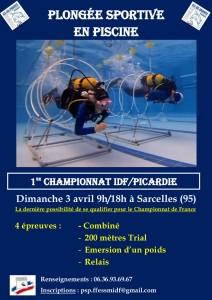 Affiche Championnat PSP