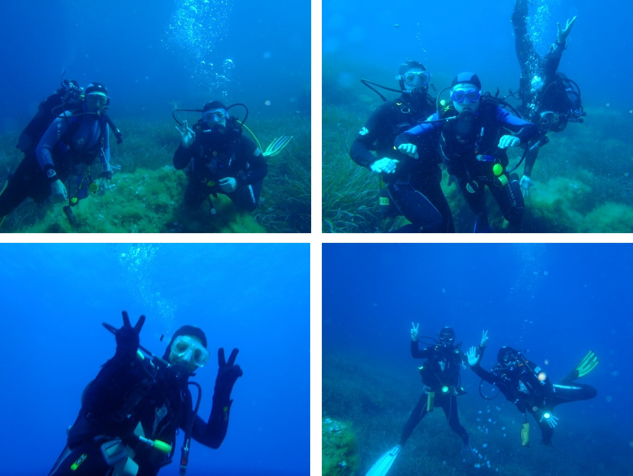 Lavandou - plongeurs