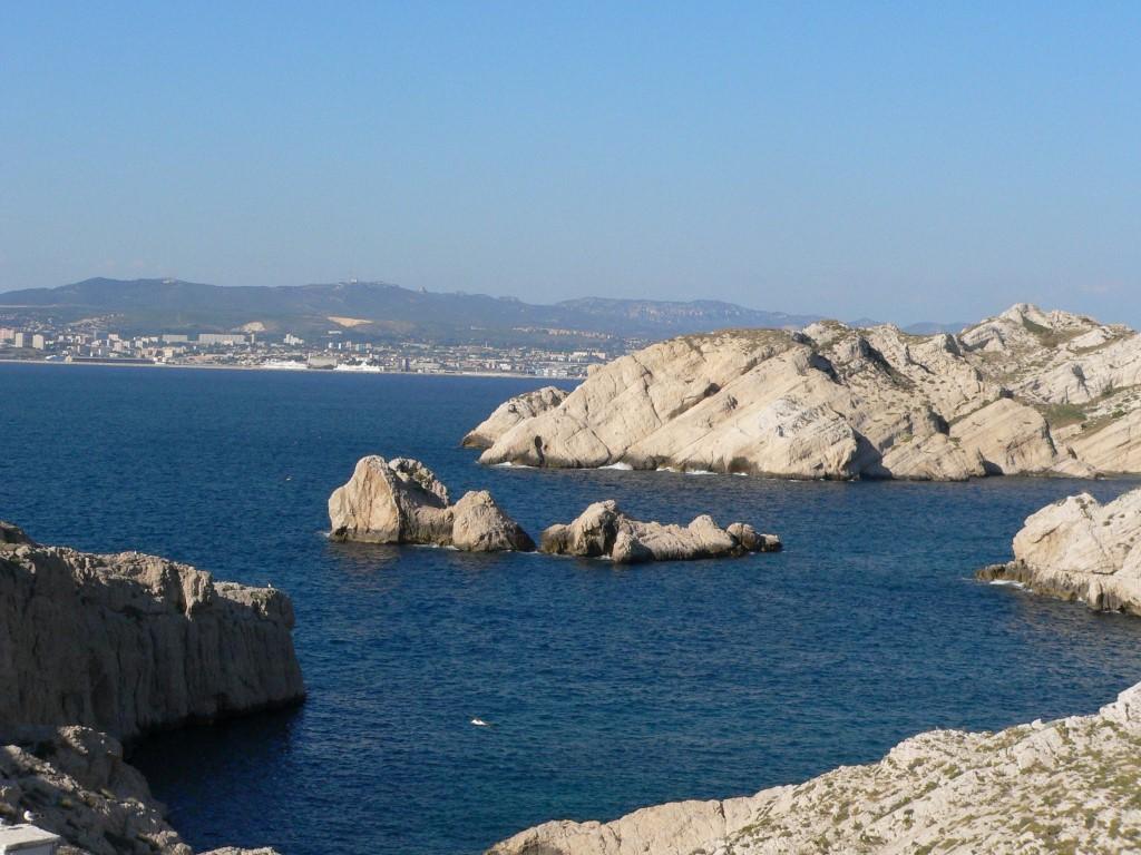 C'est Marseille au loin ?